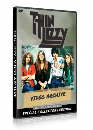 Thin Lizzy - Video Archive