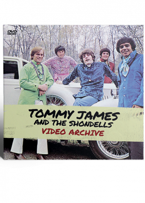 Tommy James & The Shondells - Video Archive