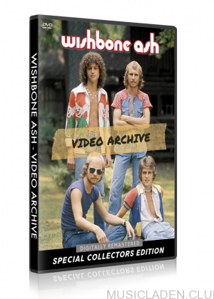 Wishbone Ash - Video Archive