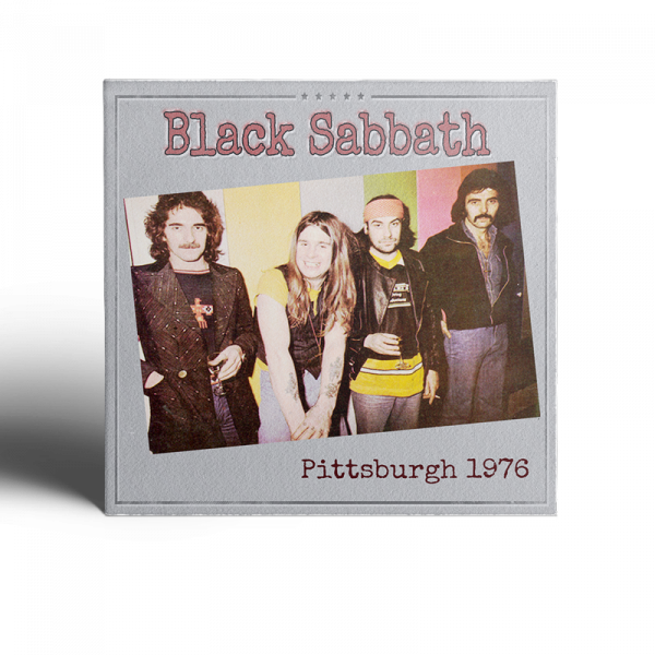 Black Sabbath - Pittsburgh 76
