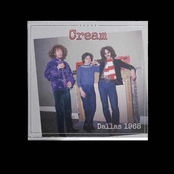 Cream - Dallas 1968