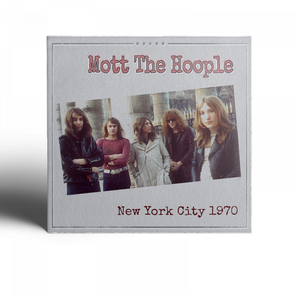 Mott The Hoople - New York City 1970