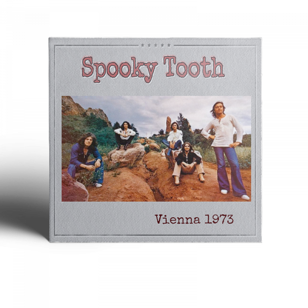 Spooky Tooth - Vienna 1973