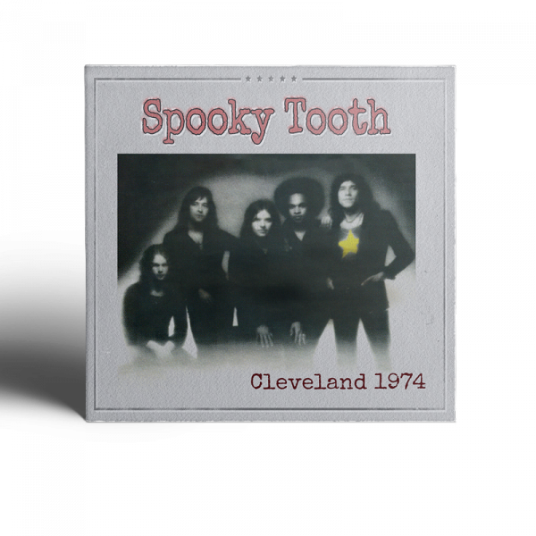 Spooky Tooth - Cleveland 1974