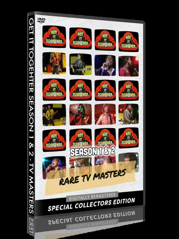 Various - Get It Together season 1 & 2 DVD