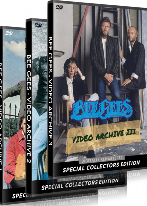 Bee Gees - Video Bundle