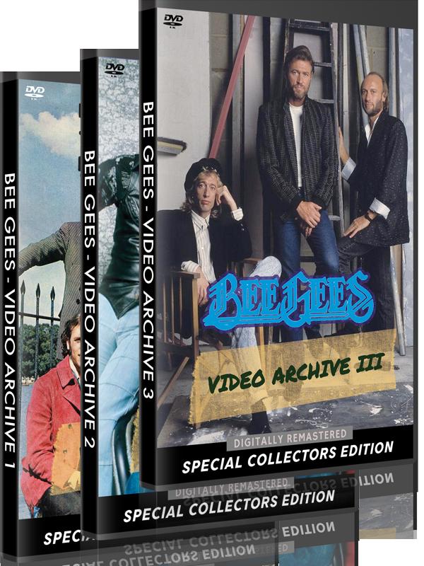 Bee Gees - Video Bundle