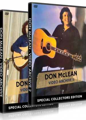 Don McLean Video bundle