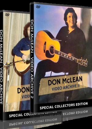 Don McLean Video bundle