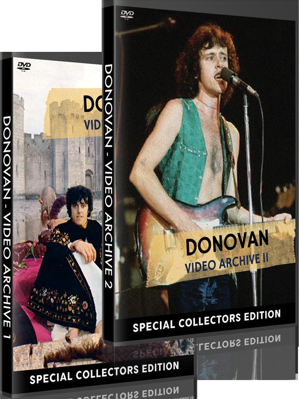 Donovan - Video Archive Bundle
