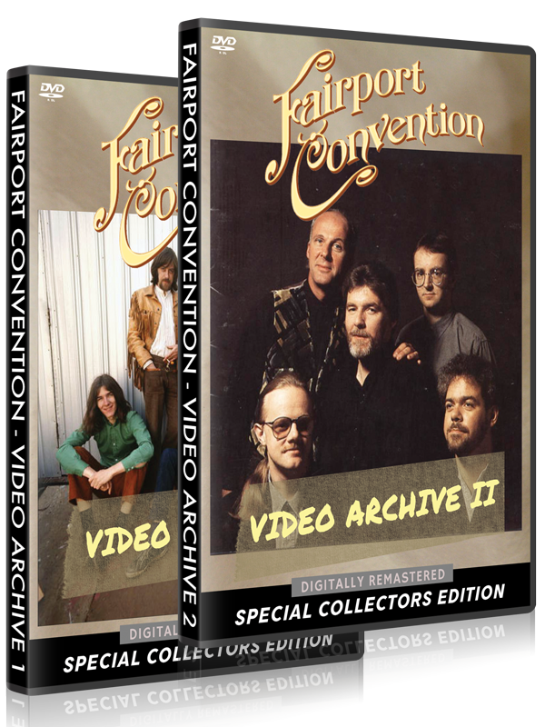 Fairport Convention Video Bundle