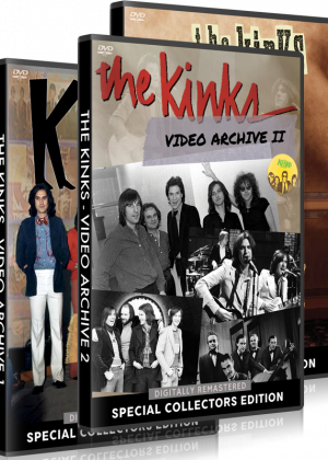 The Kinks - Video Bundle
