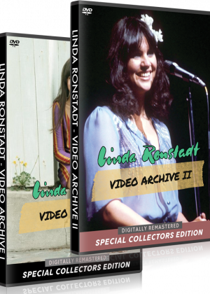 Linda Ronstadt - Video Archive Bundles