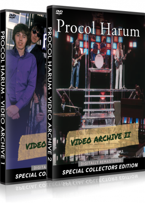 Procol Harum - Video Bundle