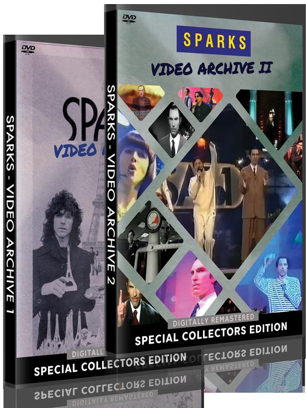 Sparks - Video Bundle