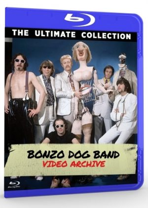 Bonzo Dog Band Blu-Ray