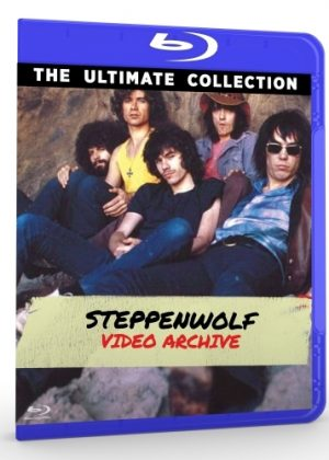Steppenwolf Blu-Ray