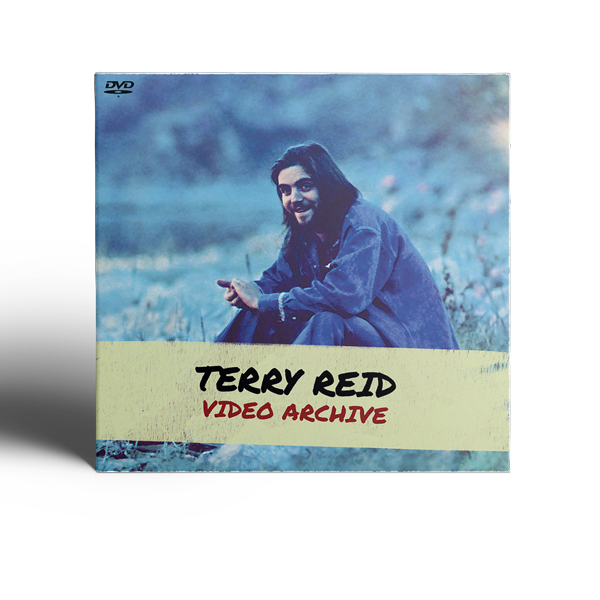Terry Reid - Video Archive